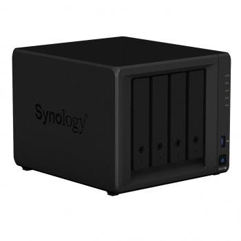 Bundle SYNOLOGY DS918+ + 4x ST4000VN008 SEAGATE 4TB HDD + NF Premiummitgliedschaft