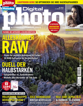 DigitalPHOTO  Ausgabe 9/2019 - Download -