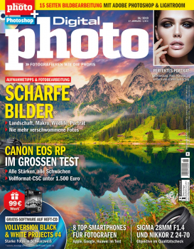 DigitalPHOTO  Ausgabe 6/2019 - Download -