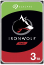 SEAGATE NAS HDD 3TB IronWolf 5900rpm 6Gb/s SATA 64MB